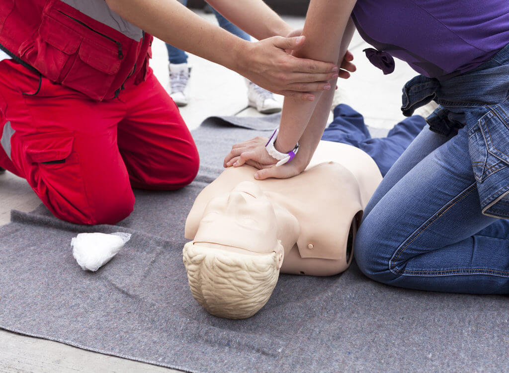Level 2 Award in Emergency First Aid at Work